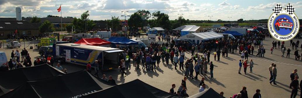 Rallyshow Fårvang - Fredag d. 12. august 2016