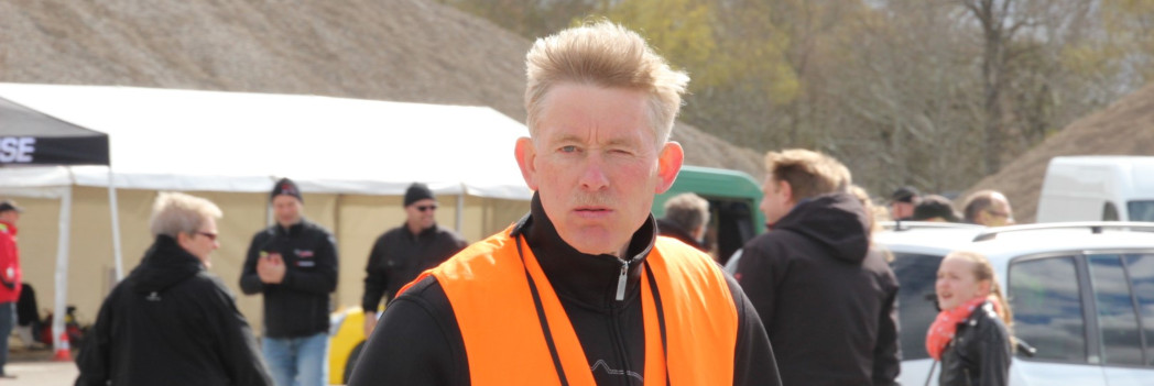Freddy Pedersen fortæller om sit liv med rally